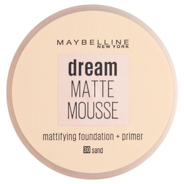 Maybelline Dream Matte Mousse Sand