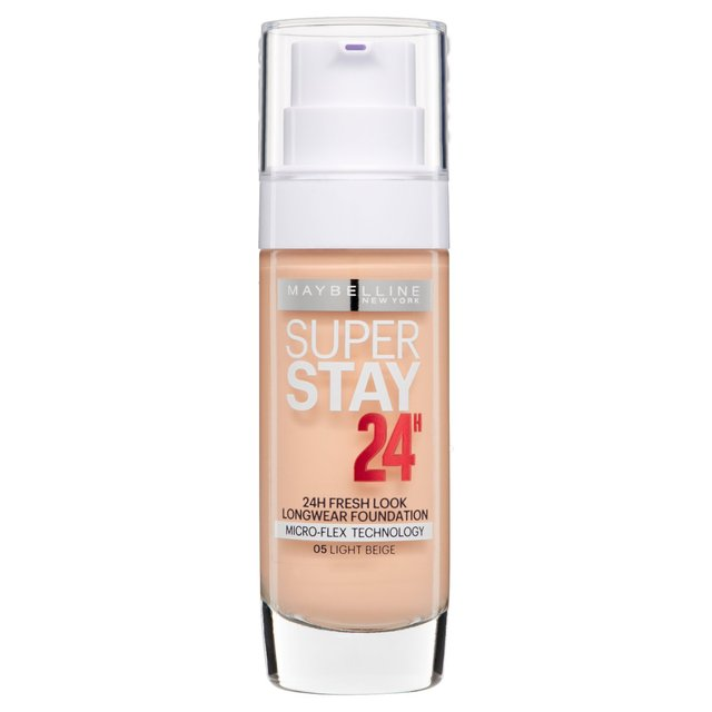 Superstay 24 Hour Makeup By Maybelline - The Best Makeup Tips and ...
