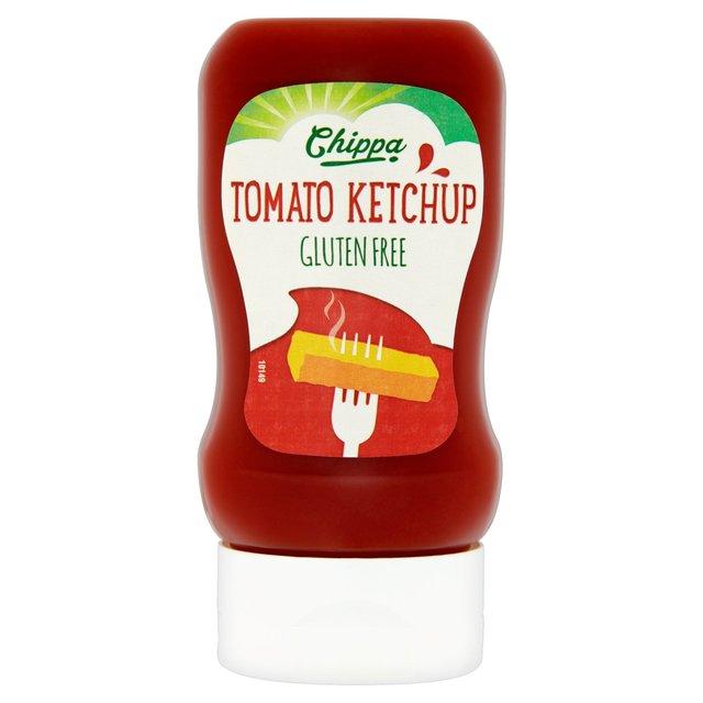 Ketchup Gluten