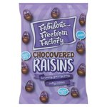 Fabulous Free From Factory Dairy Free Chocovered Raisins