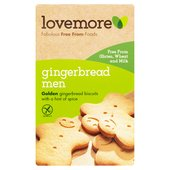 Lovemore Gingerbread Men