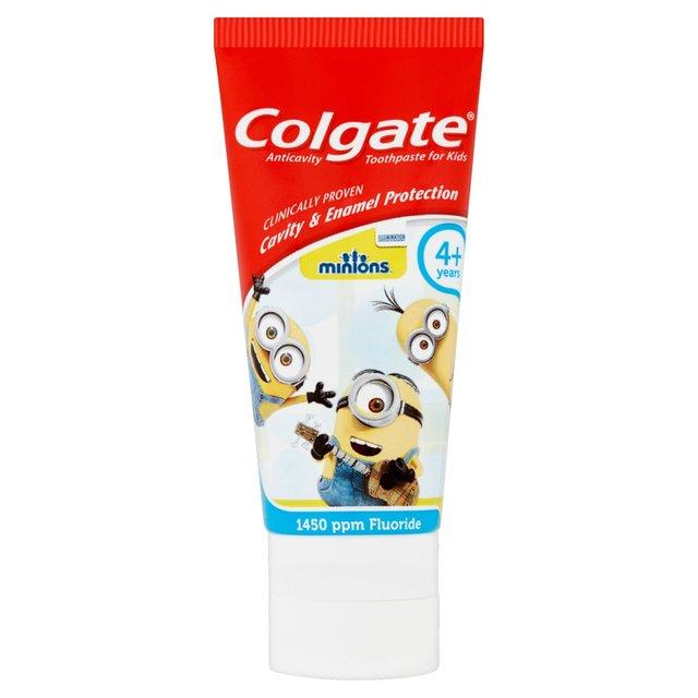 Kids Tooth Paste Morrisons: Colgate Min...