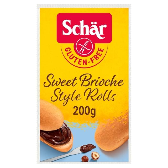 Morrisons: Schar Gluten Free Sweet Brioche 200g(Product Information)