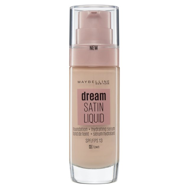 Maybelline Dream Satin Liquid Fawn