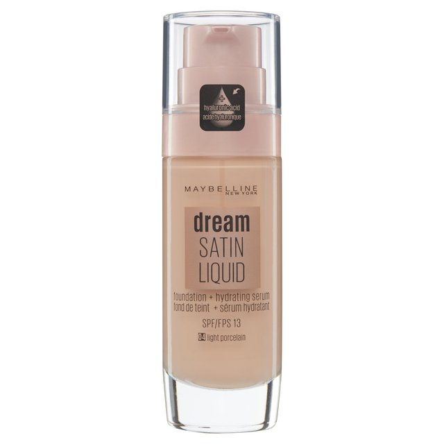 Maybelline Dream Satin Liquid Light Porcelain