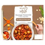 Kirstys Kids' Kitchen Sausage Casserole With Root Vegetables