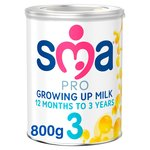 SMA 3 Growing Up Milk Formula