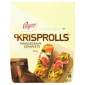 Pagen Wholegrain Krisp Rolls