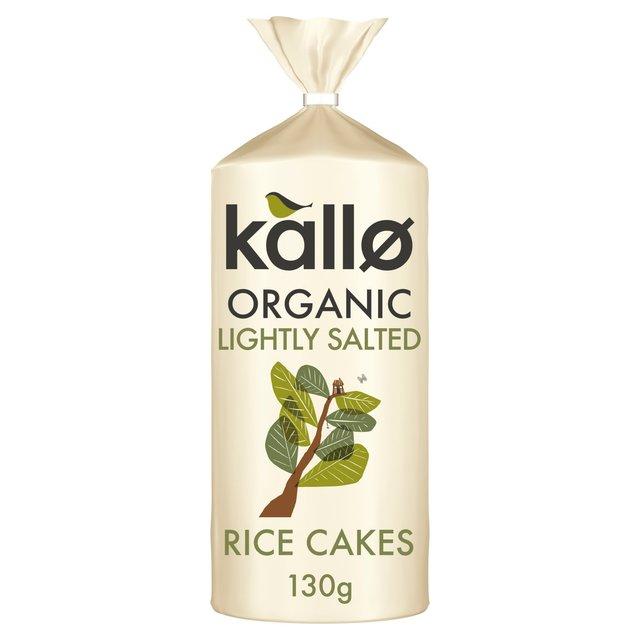 Kallo Lightly Salted Rice Cakes