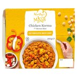 Kirstys Kids' Kitchen Chicken Korma & Brown Rice