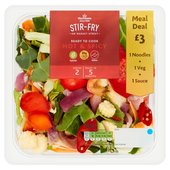 Morrisons Hot & Spicy Stir Fry