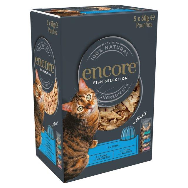 Encore Dry Cat Food Review
