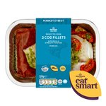 Morrisons 2 Mediterranean Cod Portions