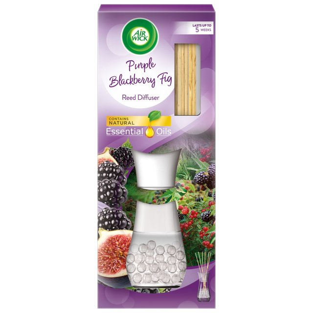 Air Wick Purple Blackberry Fig Reed Diffuser 25ml