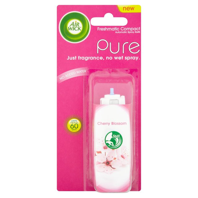 Air Wick Freshmatic Compact Cherry Blossom Air Freshener Refill
