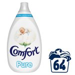 Comfort Intense Pure Fabric Conditioner 64 Wash