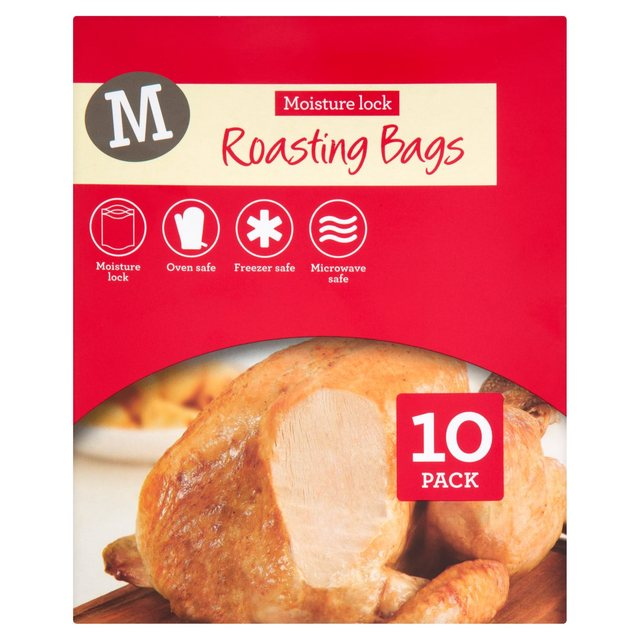 Morrisons Microwave Roast Bags