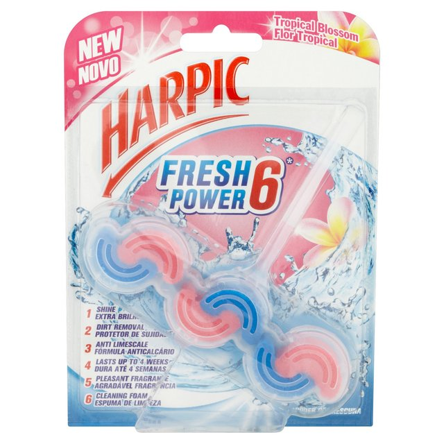 harpic flushmatic how to use