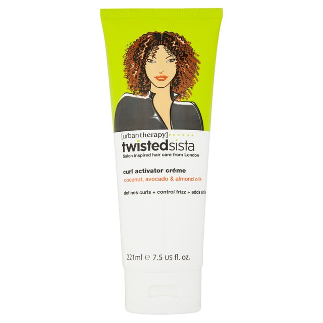 Twisted Sista Coconut & Avocado Curl Activator Creme