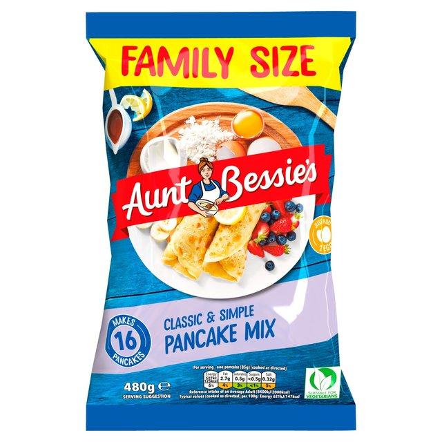 Aunt Bessie's Pancake Mix