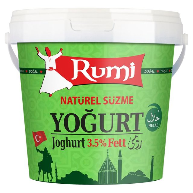 Rumi Turkish Yogurt