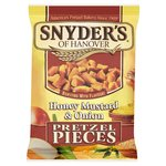 Snyder's Hanover Honey Mustard & Onion Pretzels