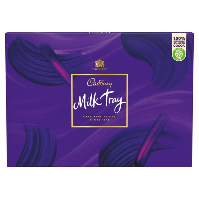 Cadbury Milk Tray Chocolate Box