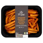 Morrisons The Best Smoked Paprika Sweet Potato Chips