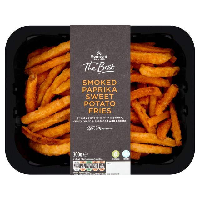 ... The Best Smoked Paprika Sweet Potato Chips 300g(Product Information