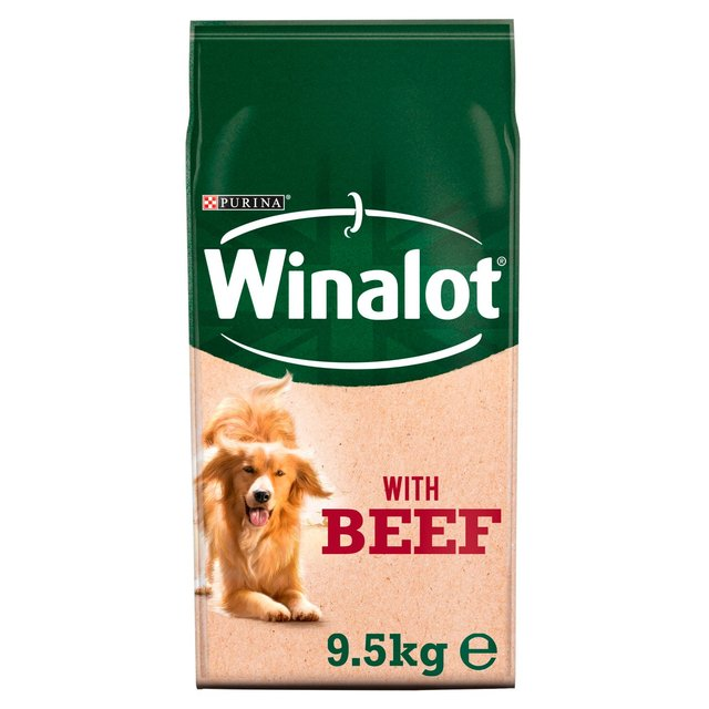 Winalot Dog Food Beef