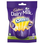 Cadbury Dairy Milk Oreo Mini Chocolate Eggs Bag