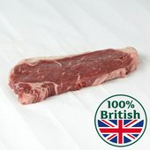 British Sirloin Steak