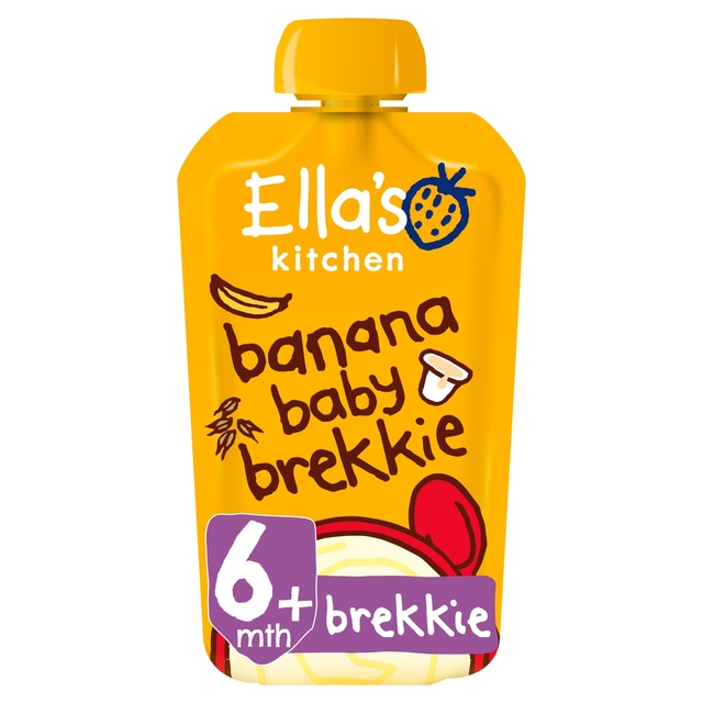 Ella's Kitchen Banana Brekkie