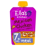 Ella's Kitchen Mexican Chicken Rice & Pepper