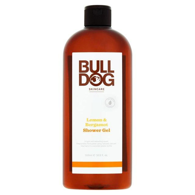 Bulldog Skincare Lemon & Bergamot Shower Gel