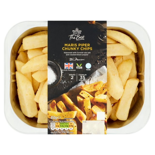 Morrisons The Best Maris Piper Chunky Chips