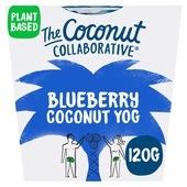 The Coconut Collaborative Blueberry Yogurt