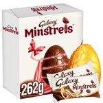 Galaxy Minstrels Chocolate Egg