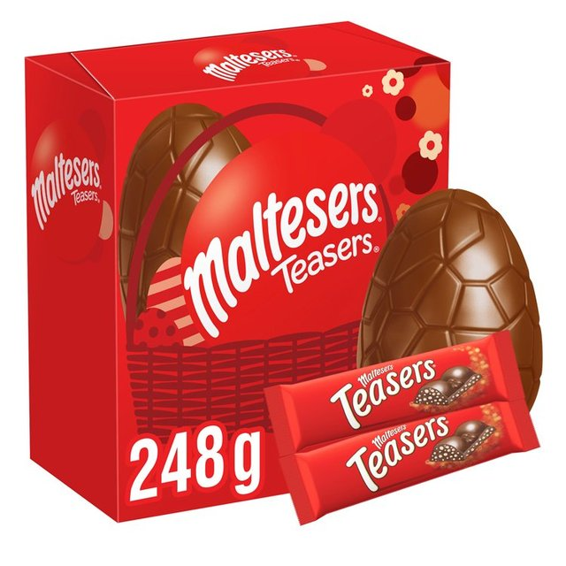 Morrisons maltesers teasers chocolate egg 248gproduct information maltesers teasers chocolate egg negle Image collections
