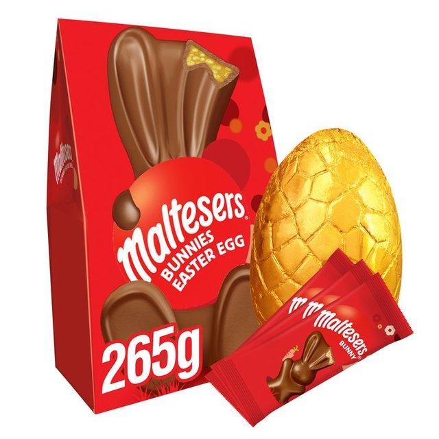 Maltesers Crunchy Chocolate Easter Giant Egg