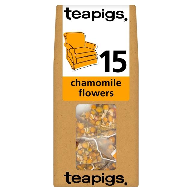 Teapigs Chamomile Tea Temples 15s