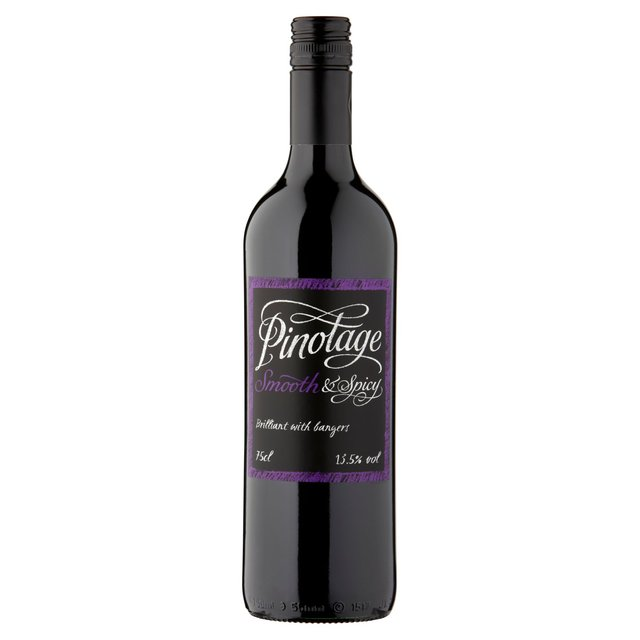 Morrisons Pinotage 2015