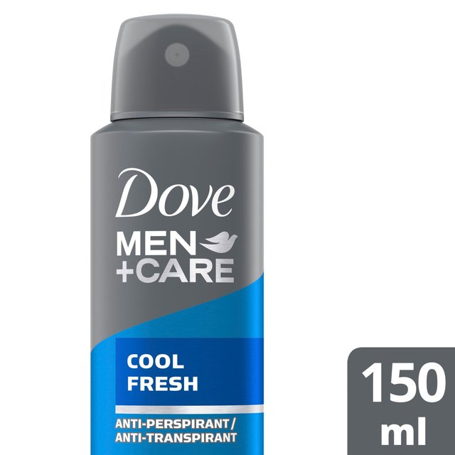 Dove Men+Care  Cool Fresh Anti-perspirant Deodorant Aerosol