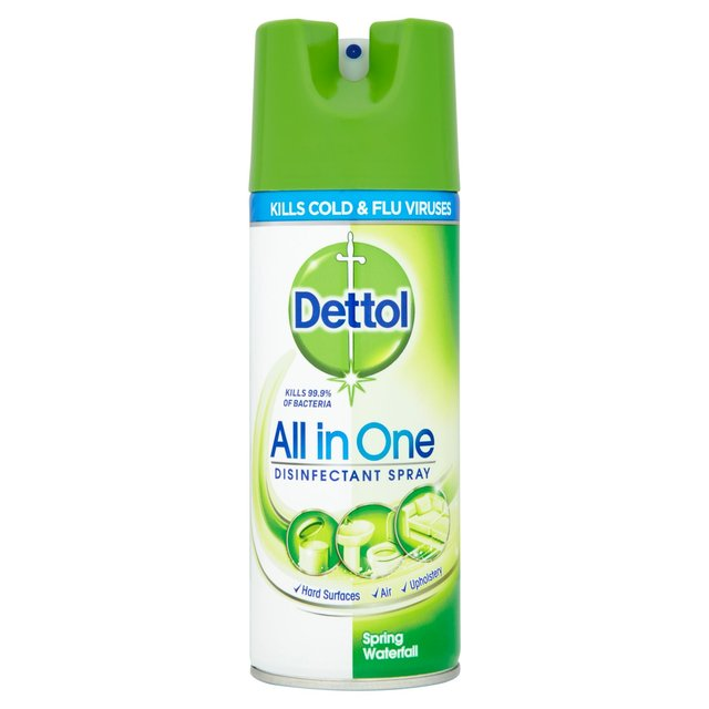 Dettol All in One Disinfectant Spray Spring Waterfall