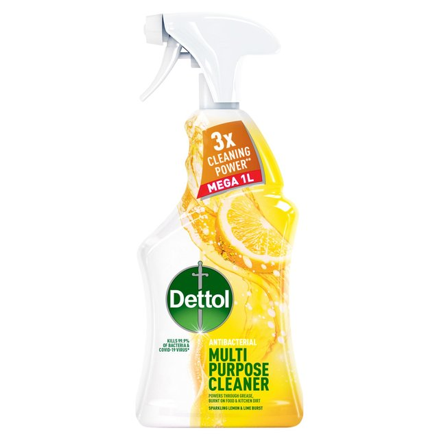 Fresh Multi Purpose Cleaner Spray Lemon