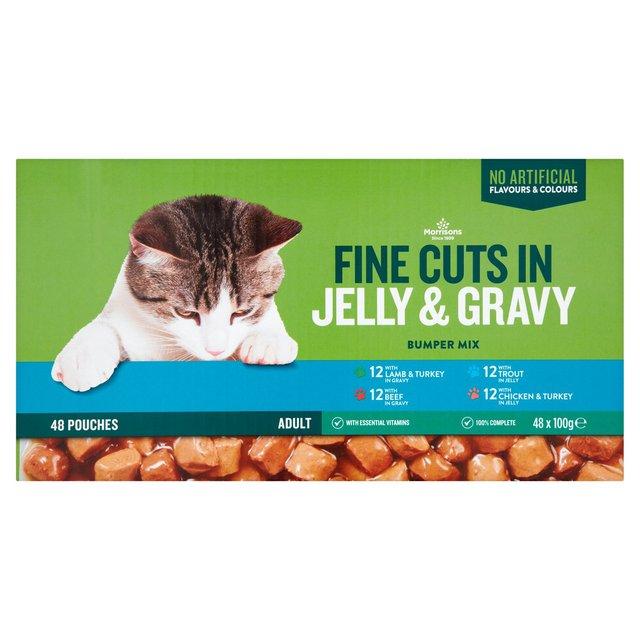 Cat Food In Morrisons
