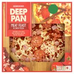 Morrisons Meat Feast Deep Pan Pizza