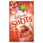 Whitworths Toffee& Pecan Shots    4X25G