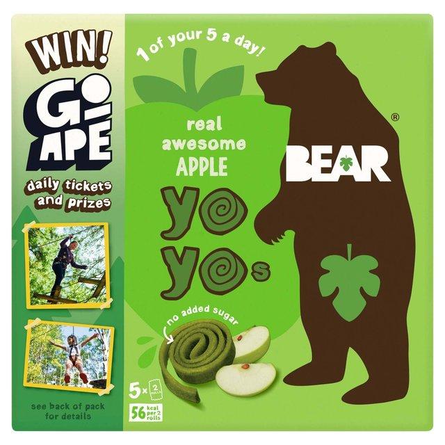 BEAR Yoyos Apple Multipack