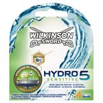 Wilkinson Sword Hydro 5 Men's Sensitive Razor Blades